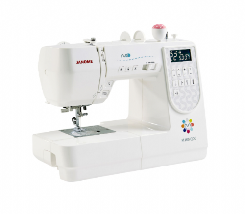 Janome M100 QDC Sewing Machine